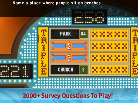 family feud game template | playbestonlinegames, Powerpoint templates