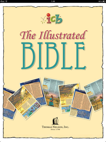 The Illustrated Bible vocation in the bible