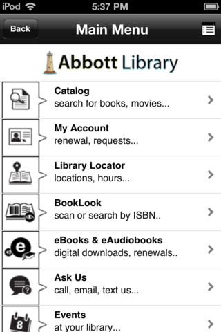 Abbott Public Library free public online library