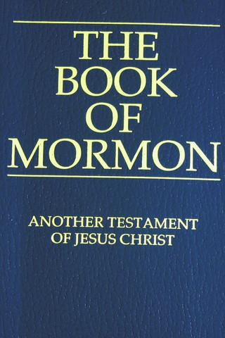 The Book of Mormon App book cataloging app