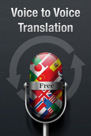 Voice Translate Free