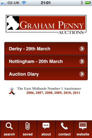 Graham Penny Auctions auctions international