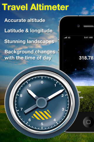 Travel Altimeter Lite