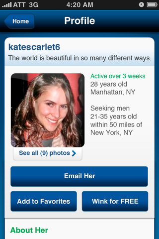 free online dating & chat in west berlin Julianne cantarella, new jersey's matchmaker dating coach and relationship  expert, tells you how to make the most of your online dating experience in this.