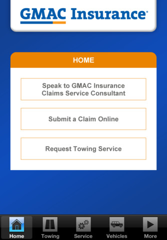 Gmac Insurance Claims 1 0 0 App For Ipad Iphone Travel