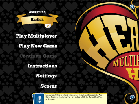 Hearts Multiplayer HD