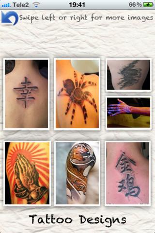 Download HD Tattoo Catalog Free iPhone iPad iOS