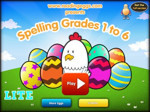 Spelling Games Lite HD