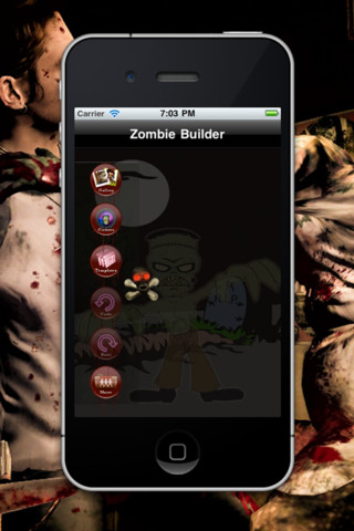 Zombie Builder HD Lite