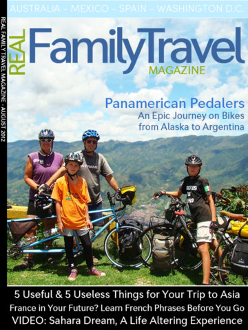 Real Family Travel Mag family travel blogs