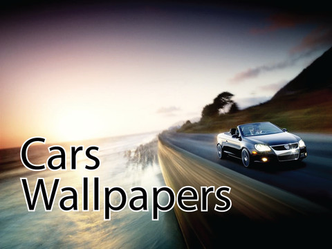 Cool Cars Wallpaper HD App for iPad - iPhone - Productivity