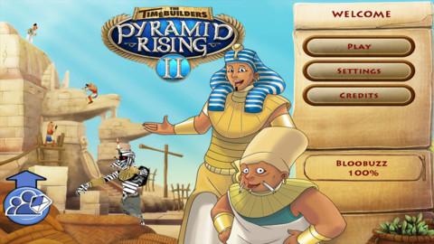 Pyramid Rising II Free