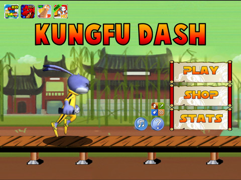 Kungfu Dash Premium HD