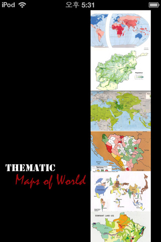 Thematic Maps of World 3.0