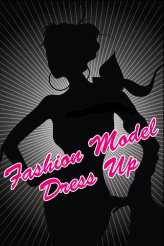 Fashion Model Dress Up fashion land model