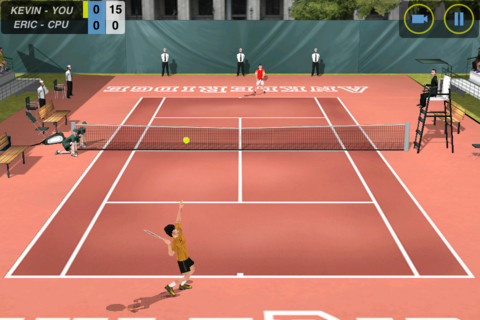 Flick Tennis: Last Wish