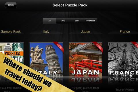 Travel Trivia Puzzles