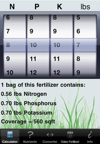 Fertilizer Calculator App For Ipad Iphone Lifestyle