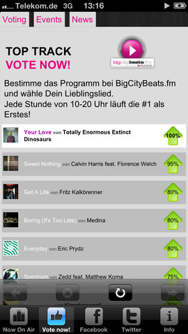 BigCityBeats Radio App