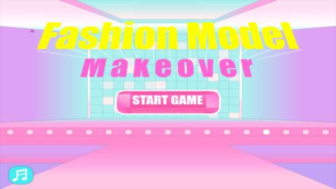 Fashion Model Makeover . fashion land model