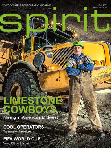 Volvo CE Spirit Magazine volvo s90