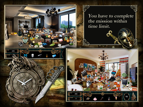 Abigail`s Enigma HD - hidden object puzzle game