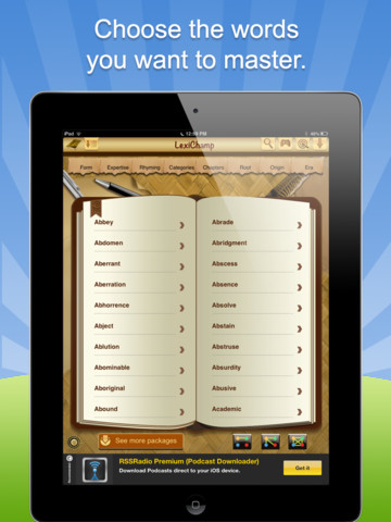 LingoDiction SAT- Prep for SAT, GRE, TOEFL, ESL & Vocab builder Free good sat scores