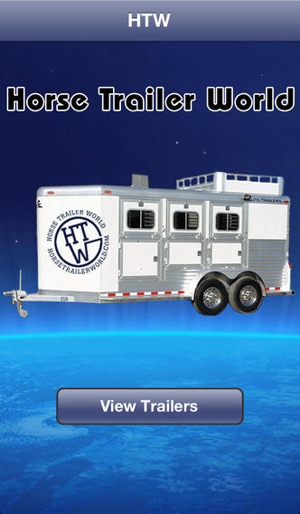 Horse Trailer World - Find your trailer today! cricket trailer