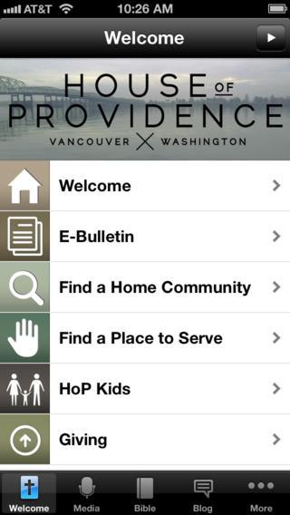 House of Providence providence