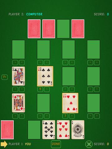 Card casino games