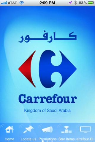 Carrefour Saudi Arabia Logo