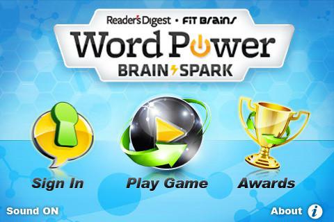 Word Power: Brain Spark