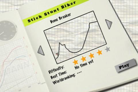 Stick Stunt Biker Lite