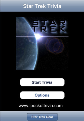 Star Trek Movie Trivia