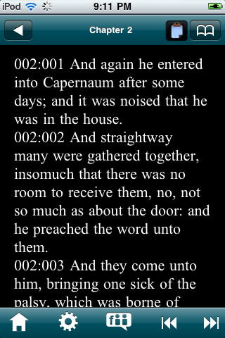 holy bible iphone app download