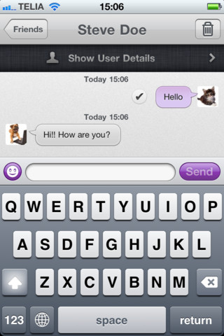 chat apps for facebook on ipad