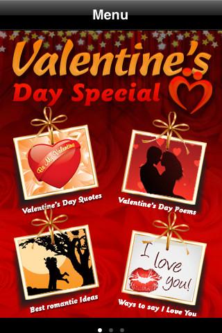 Valentine`s Day Special valentine s day poems