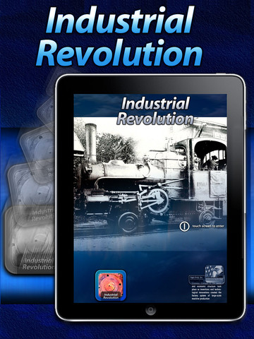 Industrial Revolution business industrial systems