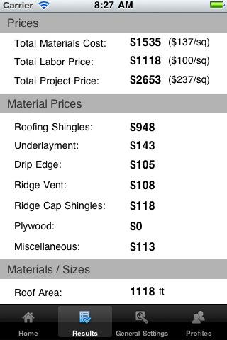 Roof Repair Roof Repair Estimates Calculator