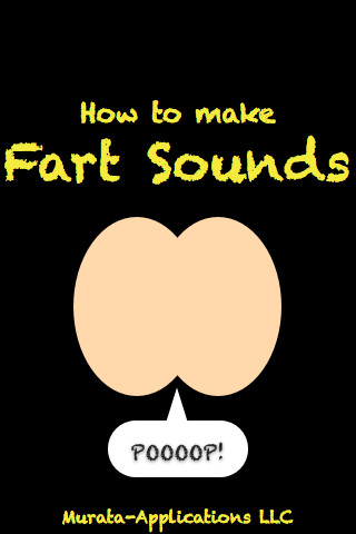 Make a fart sound