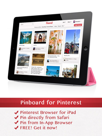 Pinboard for Pinterest pinterest site