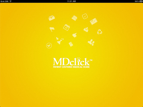 MDclick for Patients HD health care reform