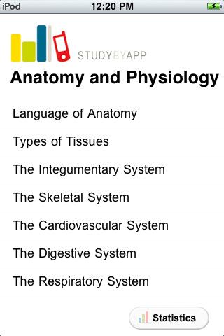 Anatomy and Physiology anatomy and physiology