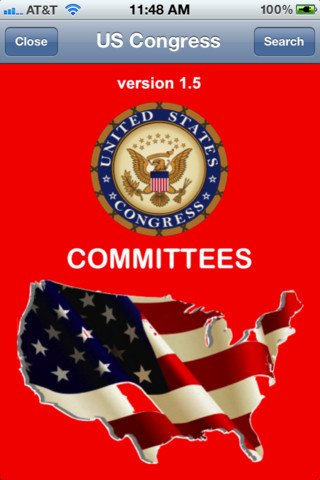US Congress Committees