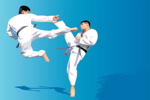 Image Result For Kids Learning Karate