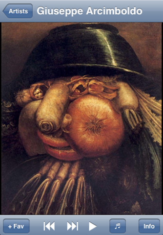 Fine art baroque period app for ipad iphone reference for Famous artist in baroque period