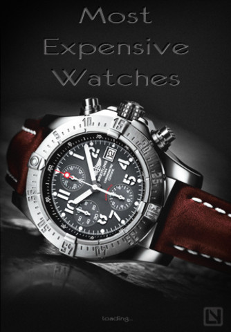 most expensive watches app for iphone lifestyle