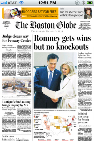 The Boston Globe ePaper 3.1