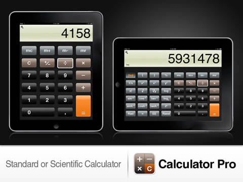 Calculator Pro for iPad