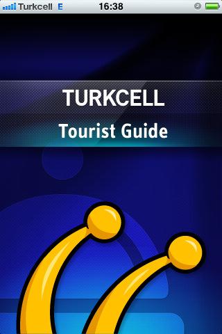 Turkcell Tourist Guide anatolia turkey travel